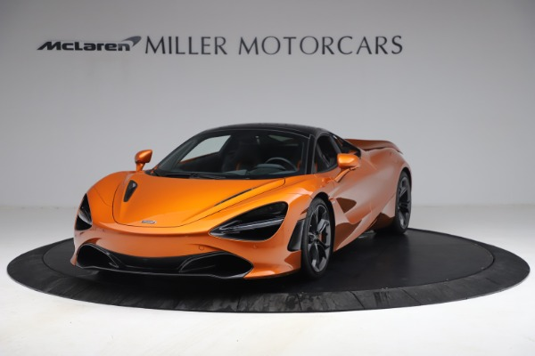 Used 2020 McLaren 720S Spider for sale $335,900 at Aston Martin of Greenwich in Greenwich CT 06830 26
