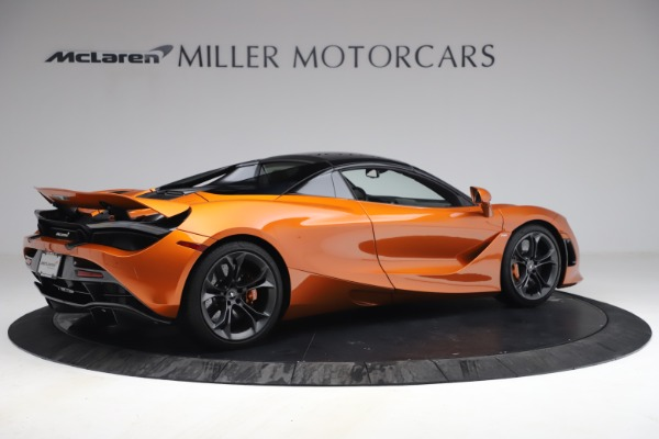 Used 2020 McLaren 720S Spider for sale $335,900 at Aston Martin of Greenwich in Greenwich CT 06830 27