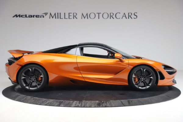 Used 2020 McLaren 720S Spider for sale $335,900 at Aston Martin of Greenwich in Greenwich CT 06830 28