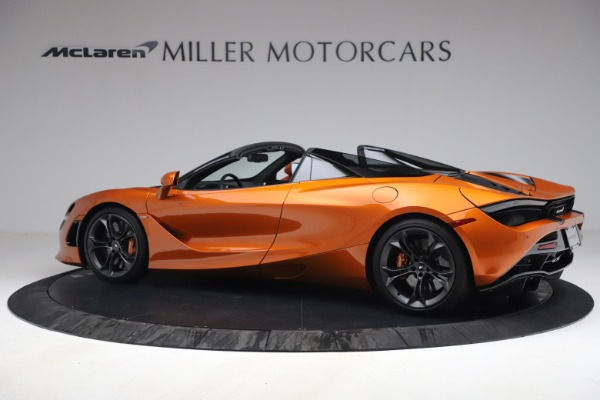 Used 2020 McLaren 720S Spider for sale $335,900 at Aston Martin of Greenwich in Greenwich CT 06830 4