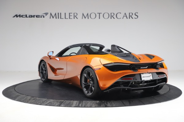 Used 2020 McLaren 720S Spider for sale $335,900 at Aston Martin of Greenwich in Greenwich CT 06830 5