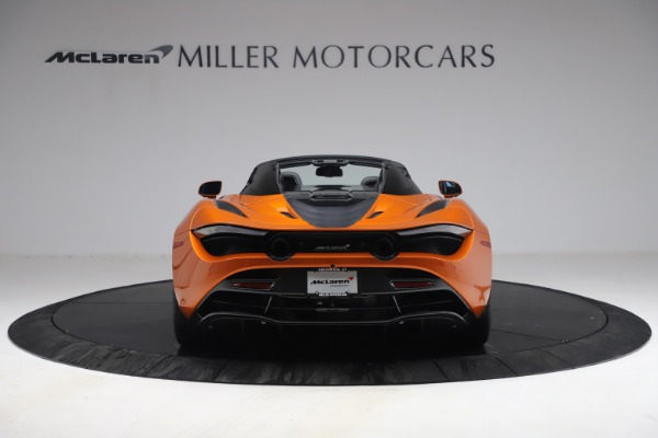 Used 2020 McLaren 720S Spider for sale $335,900 at Aston Martin of Greenwich in Greenwich CT 06830 6