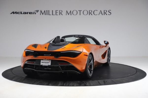 Used 2020 McLaren 720S Spider for sale $335,900 at Aston Martin of Greenwich in Greenwich CT 06830 7