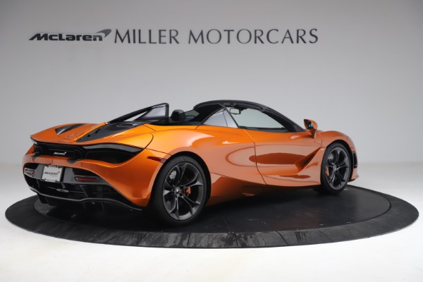 Used 2020 McLaren 720S Spider for sale $335,900 at Aston Martin of Greenwich in Greenwich CT 06830 8