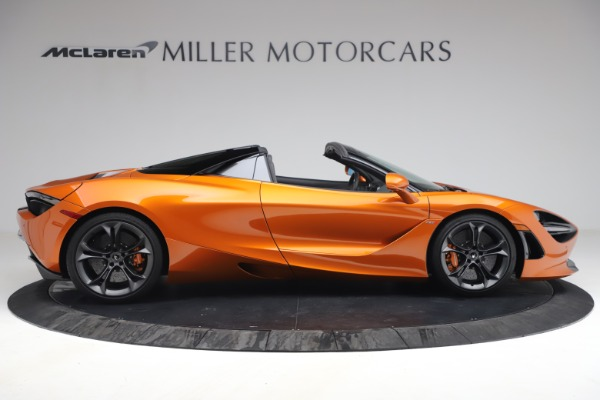 Used 2020 McLaren 720S Spider for sale $335,900 at Aston Martin of Greenwich in Greenwich CT 06830 9