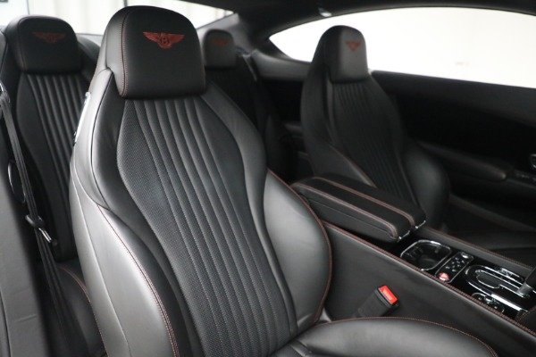 New 2017 Bentley Continental GT V8 for sale Sold at Aston Martin of Greenwich in Greenwich CT 06830 20