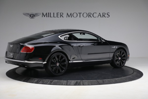 New 2017 Bentley Continental GT V8 for sale Sold at Aston Martin of Greenwich in Greenwich CT 06830 8