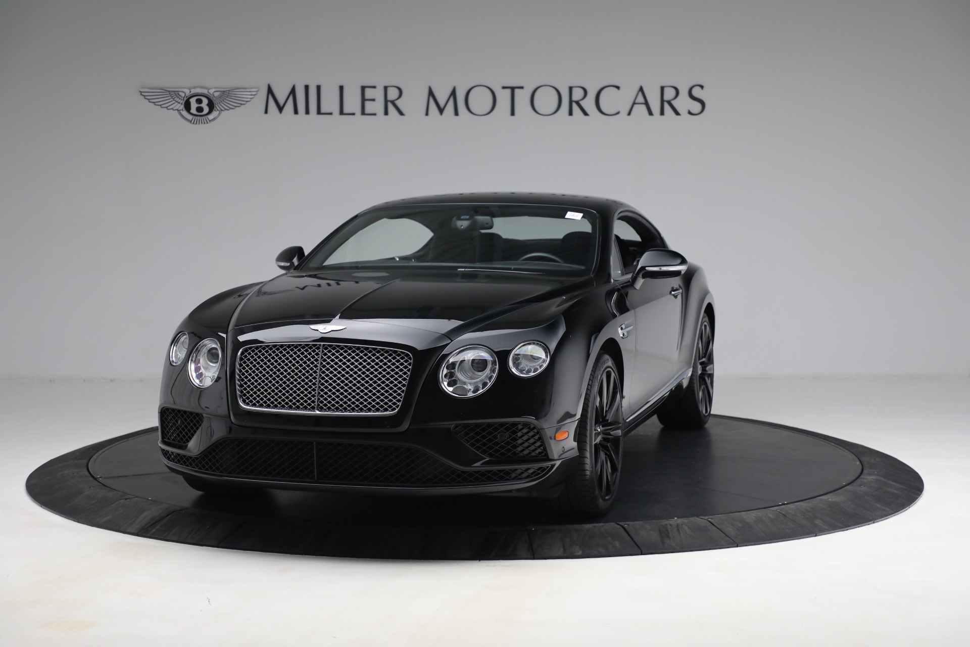 Used 2017 Bentley Continental GT V8 for sale $149,900 at Aston Martin of Greenwich in Greenwich CT 06830 1