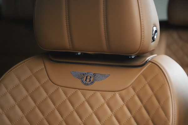 Used 2018 Bentley Bentayga W12 Signature for sale Call for price at Aston Martin of Greenwich in Greenwich CT 06830 20