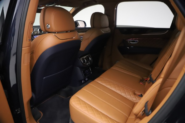 Used 2018 Bentley Bentayga W12 Signature for sale Call for price at Aston Martin of Greenwich in Greenwich CT 06830 21