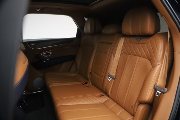 Used 2018 Bentley Bentayga W12 Signature for sale Call for price at Aston Martin of Greenwich in Greenwich CT 06830 23
