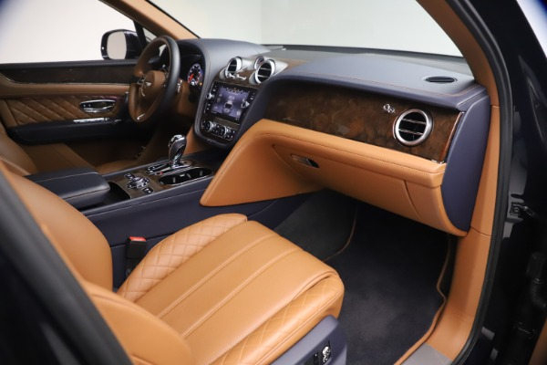 Used 2018 Bentley Bentayga W12 Signature for sale Call for price at Aston Martin of Greenwich in Greenwich CT 06830 25
