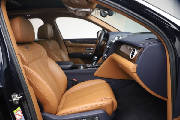 Used 2018 Bentley Bentayga W12 Signature for sale Call for price at Aston Martin of Greenwich in Greenwich CT 06830 26