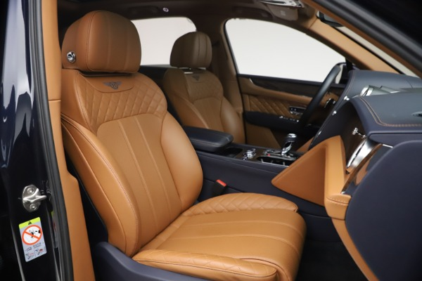 Used 2018 Bentley Bentayga W12 Signature for sale Call for price at Aston Martin of Greenwich in Greenwich CT 06830 27