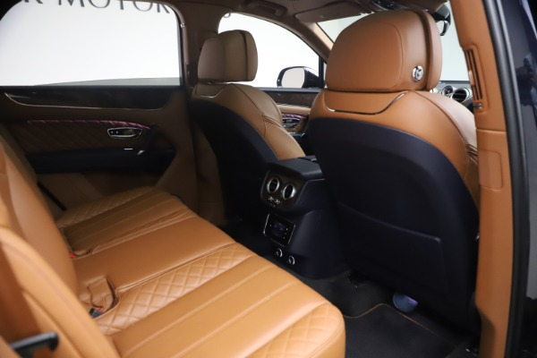 Used 2018 Bentley Bentayga W12 Signature for sale Call for price at Aston Martin of Greenwich in Greenwich CT 06830 28