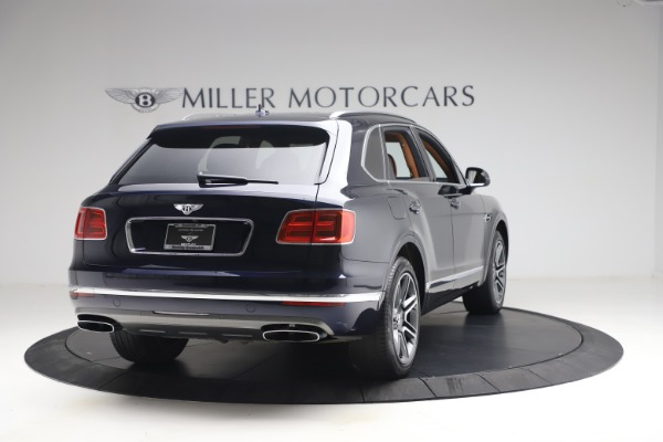 Used 2018 Bentley Bentayga W12 Signature for sale Call for price at Aston Martin of Greenwich in Greenwich CT 06830 7