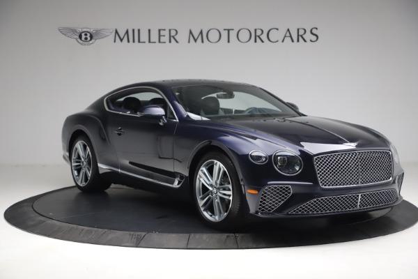 Used 2021 Bentley Continental GT V8 for sale Call for price at Aston Martin of Greenwich in Greenwich CT 06830 10