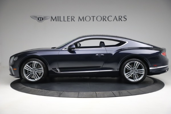 Used 2021 Bentley Continental GT V8 for sale Call for price at Aston Martin of Greenwich in Greenwich CT 06830 2