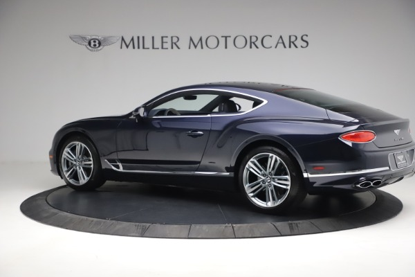 Used 2021 Bentley Continental GT V8 for sale Call for price at Aston Martin of Greenwich in Greenwich CT 06830 3