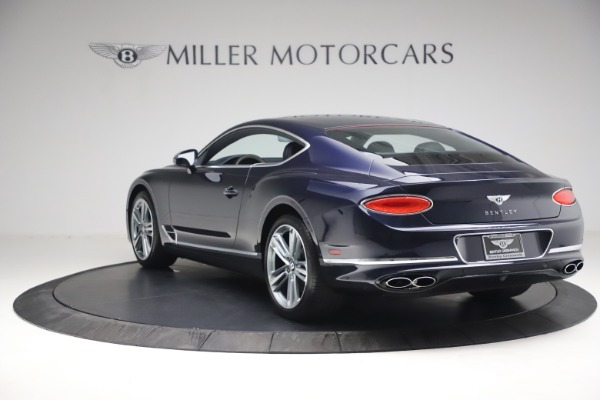 Used 2021 Bentley Continental GT V8 for sale Call for price at Aston Martin of Greenwich in Greenwich CT 06830 4