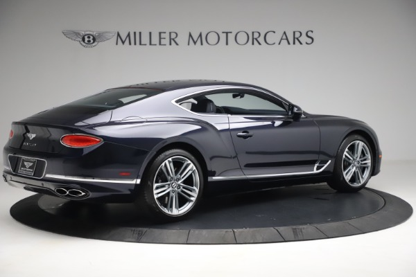 Used 2021 Bentley Continental GT V8 for sale Call for price at Aston Martin of Greenwich in Greenwich CT 06830 7