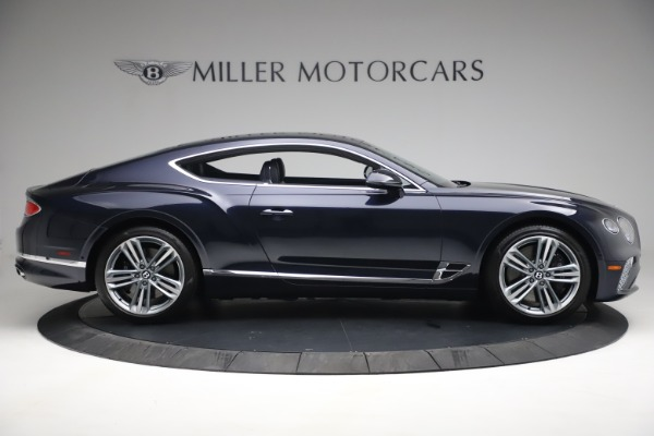 Used 2021 Bentley Continental GT V8 for sale Call for price at Aston Martin of Greenwich in Greenwich CT 06830 8