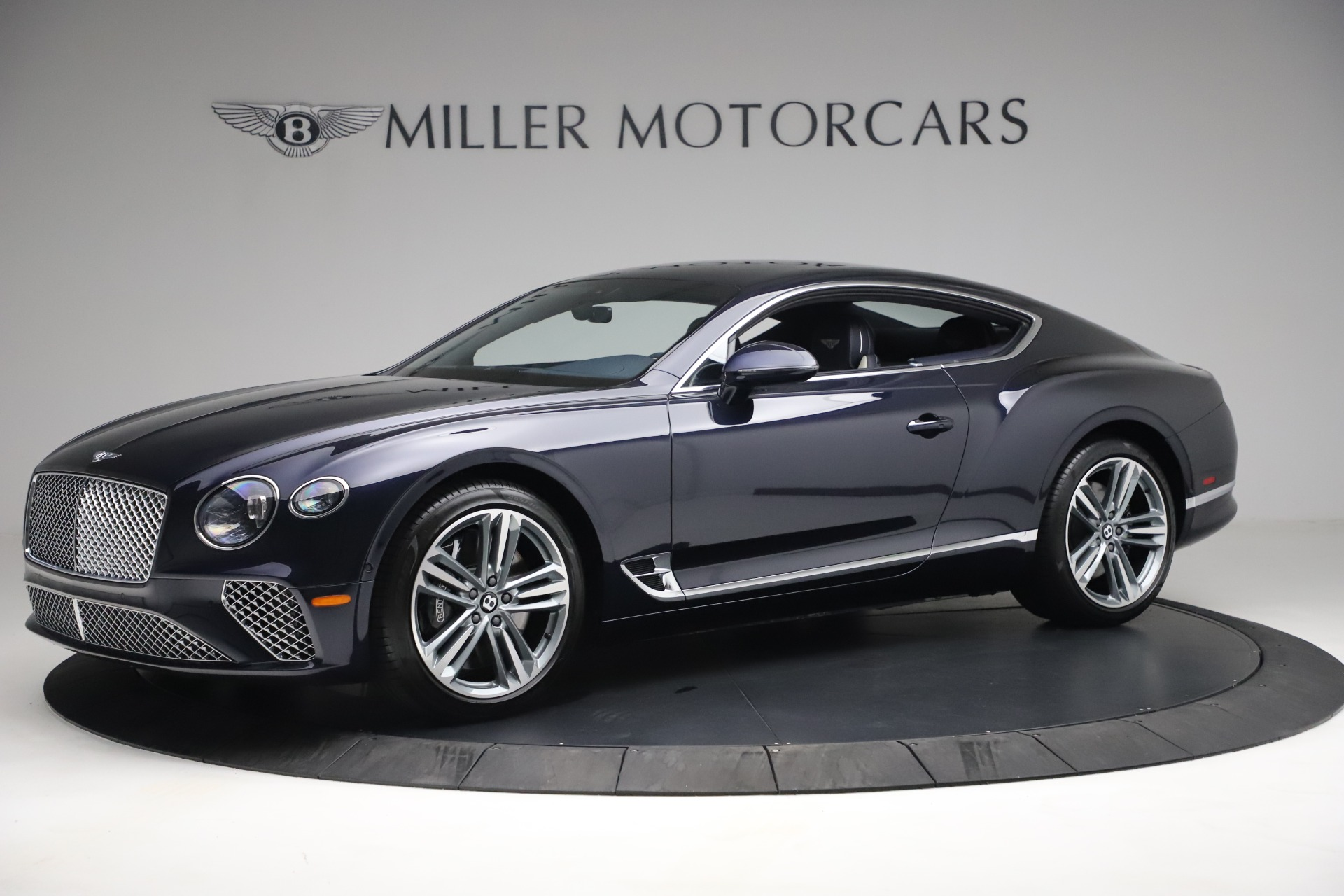 Used 2021 Bentley Continental GT V8 for sale Call for price at Aston Martin of Greenwich in Greenwich CT 06830 1