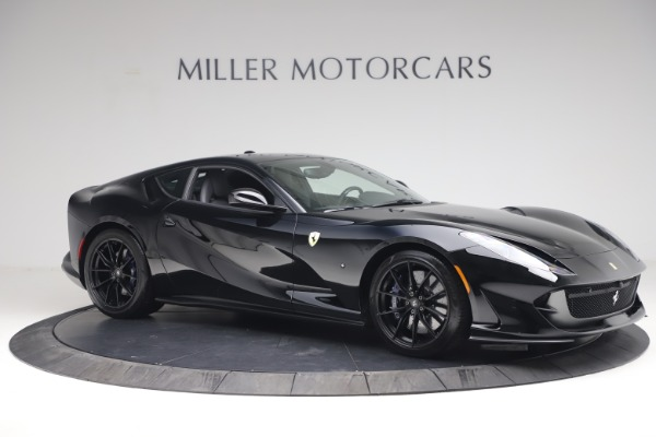 Used 2019 Ferrari 812 Superfast for sale $359,900 at Aston Martin of Greenwich in Greenwich CT 06830 10
