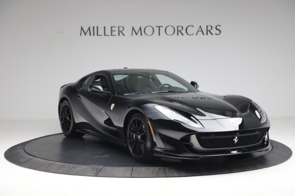 Used 2019 Ferrari 812 Superfast for sale $359,900 at Aston Martin of Greenwich in Greenwich CT 06830 11