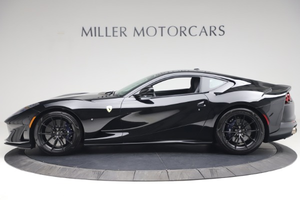 Used 2019 Ferrari 812 Superfast for sale $359,900 at Aston Martin of Greenwich in Greenwich CT 06830 3