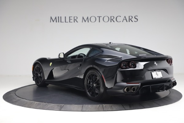 Used 2019 Ferrari 812 Superfast for sale $359,900 at Aston Martin of Greenwich in Greenwich CT 06830 5