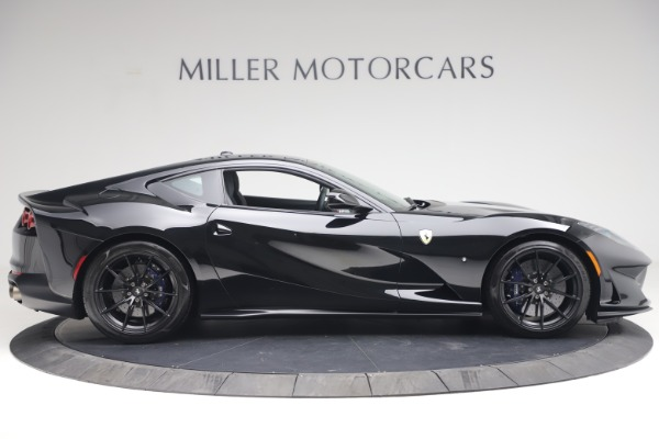 Used 2019 Ferrari 812 Superfast for sale $359,900 at Aston Martin of Greenwich in Greenwich CT 06830 9