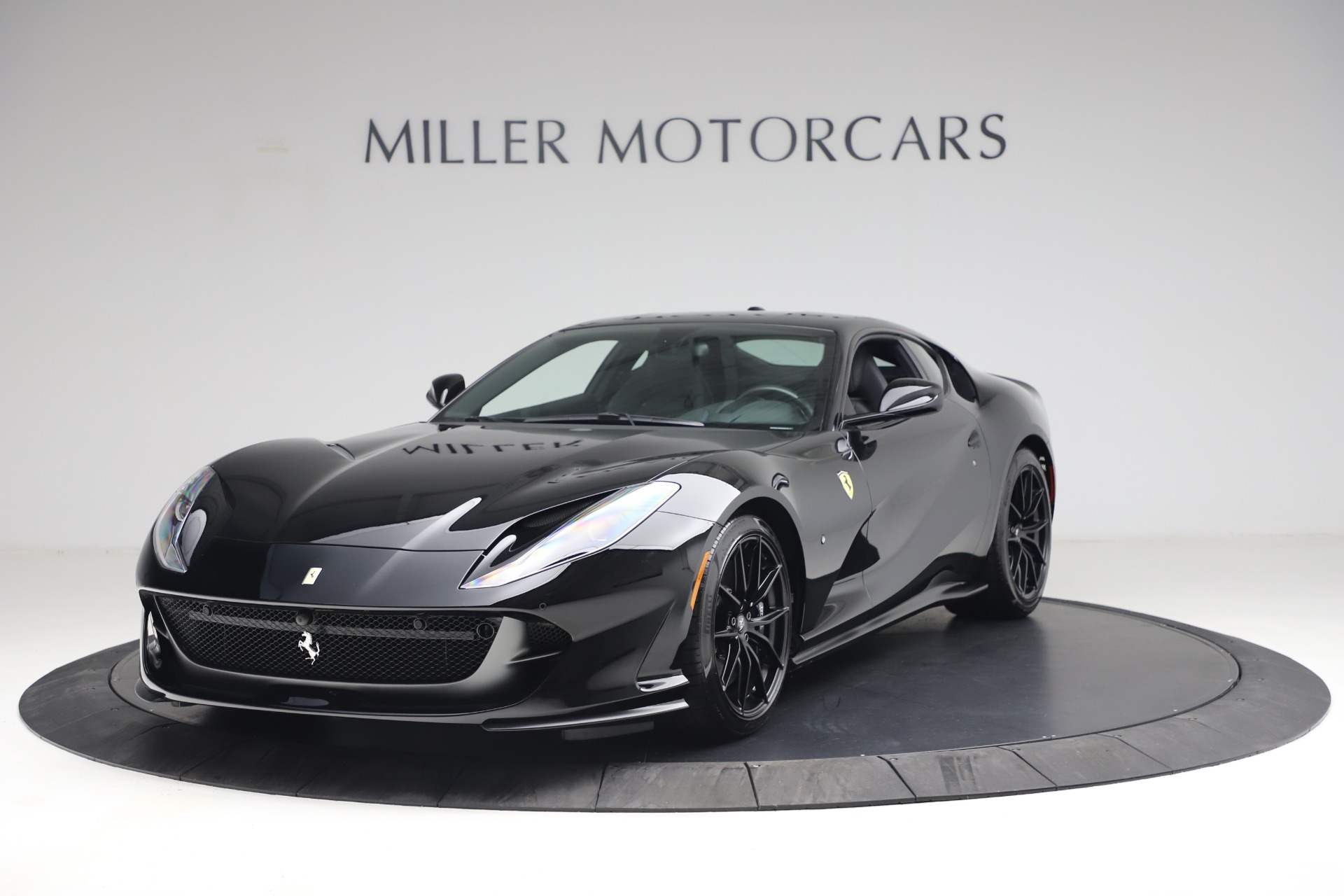 Used 2019 Ferrari 812 Superfast for sale $359,900 at Aston Martin of Greenwich in Greenwich CT 06830 1