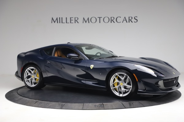 Used 2020 Ferrari 812 Superfast for sale $375,900 at Aston Martin of Greenwich in Greenwich CT 06830 10