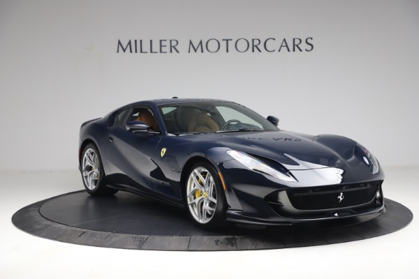 Used 2020 Ferrari 812 Superfast for sale $375,900 at Aston Martin of Greenwich in Greenwich CT 06830 11