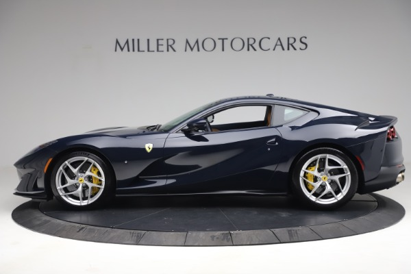 Used 2020 Ferrari 812 Superfast for sale $375,900 at Aston Martin of Greenwich in Greenwich CT 06830 3