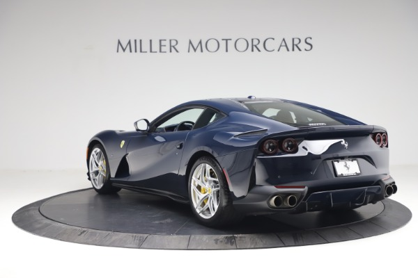 Used 2020 Ferrari 812 Superfast for sale $375,900 at Aston Martin of Greenwich in Greenwich CT 06830 5