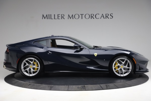 Used 2020 Ferrari 812 Superfast for sale $375,900 at Aston Martin of Greenwich in Greenwich CT 06830 9