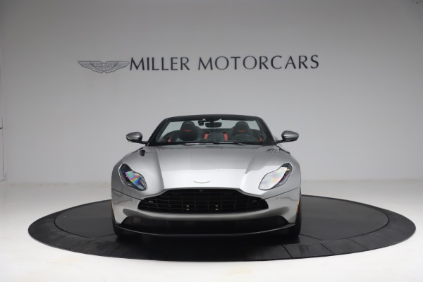 Used 2019 Aston Martin DB11 Volante for sale $209,900 at Aston Martin of Greenwich in Greenwich CT 06830 11