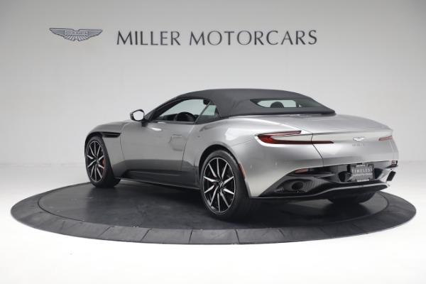 Used 2019 Aston Martin DB11 Volante for sale $209,900 at Aston Martin of Greenwich in Greenwich CT 06830 15