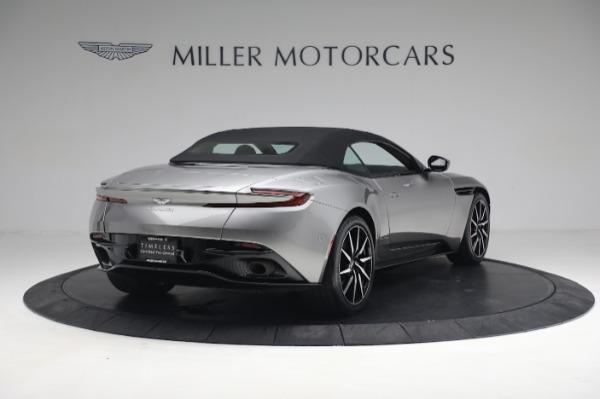 Used 2019 Aston Martin DB11 Volante for sale $209,900 at Aston Martin of Greenwich in Greenwich CT 06830 16