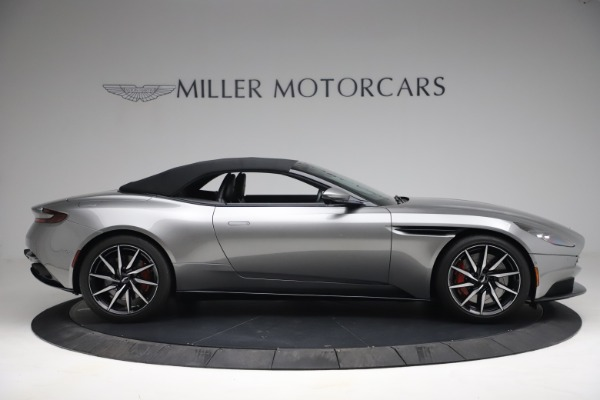Used 2019 Aston Martin DB11 Volante for sale $209,900 at Aston Martin of Greenwich in Greenwich CT 06830 17