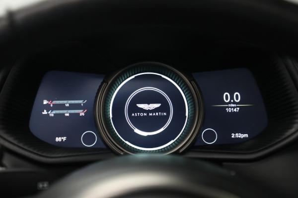 Used 2019 Aston Martin DB11 Volante for sale $209,900 at Aston Martin of Greenwich in Greenwich CT 06830 22