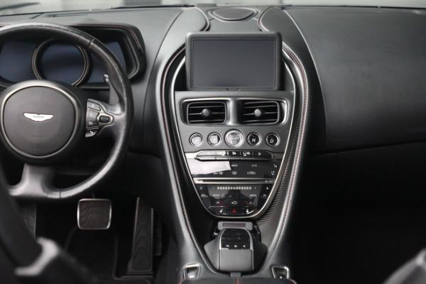 Used 2019 Aston Martin DB11 Volante for sale $209,900 at Aston Martin of Greenwich in Greenwich CT 06830 24