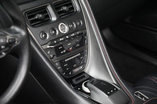 Used 2019 Aston Martin DB11 Volante for sale $209,900 at Aston Martin of Greenwich in Greenwich CT 06830 25