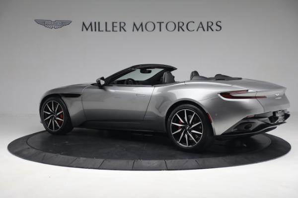 Used 2019 Aston Martin DB11 Volante for sale $209,900 at Aston Martin of Greenwich in Greenwich CT 06830 3