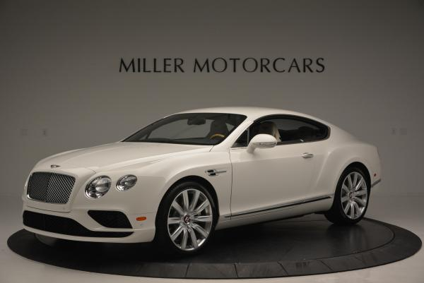New 2016 Bentley Continental GT V8 for sale Sold at Aston Martin of Greenwich in Greenwich CT 06830 2