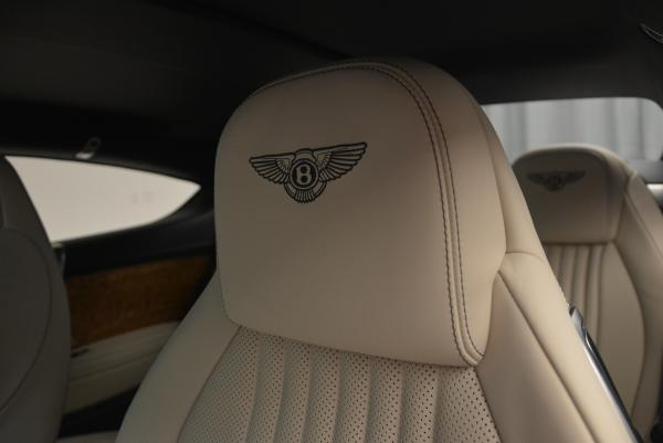 New 2016 Bentley Continental GT V8 for sale Sold at Aston Martin of Greenwich in Greenwich CT 06830 21