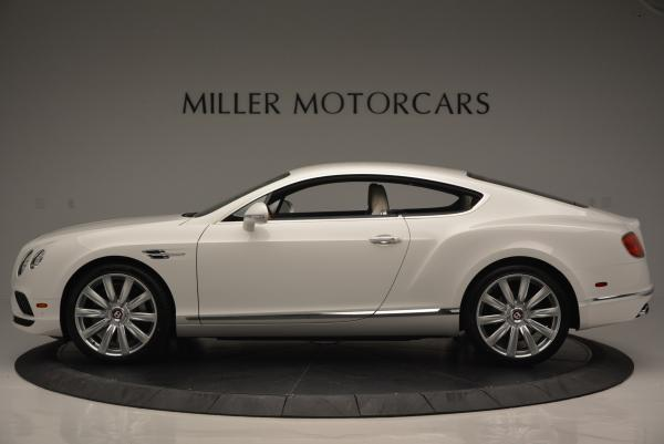 New 2016 Bentley Continental GT V8 for sale Sold at Aston Martin of Greenwich in Greenwich CT 06830 3
