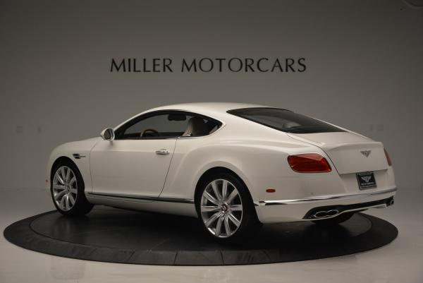 New 2016 Bentley Continental GT V8 for sale Sold at Aston Martin of Greenwich in Greenwich CT 06830 4